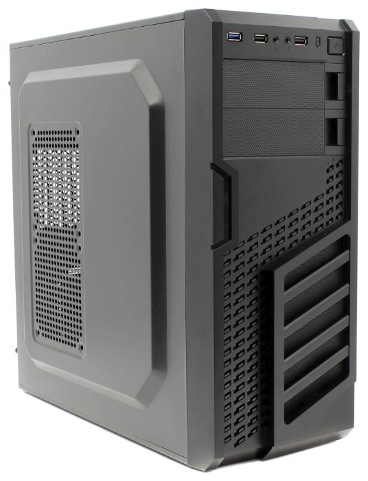 Корпус FOX 5906BK 450W, Black 212408