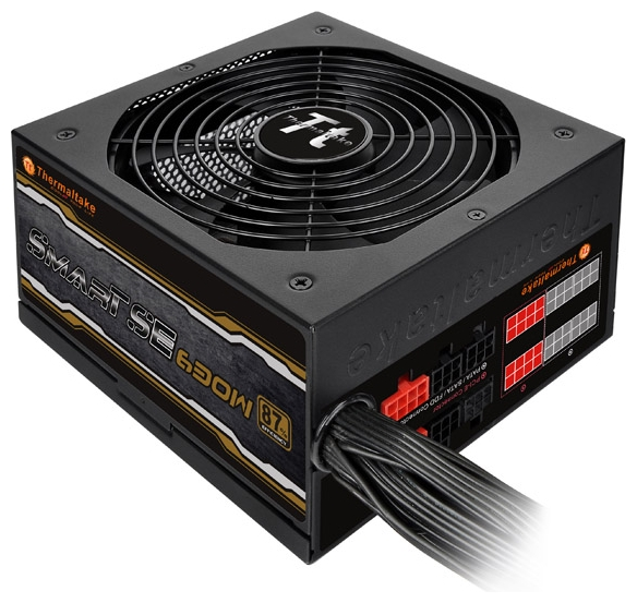 Блок питания Thermaltake Smart SE 730W SPS-730AH3CCB
