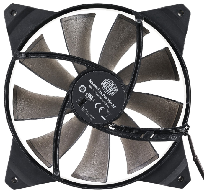 Кулер Cooler-Master MasterFan Pro 140 Air Flow MFY-F4NN-08NMK-R1