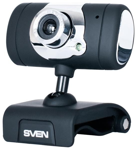 Web-камера Sven IC-525 Black-Silver