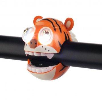 Велофонарь Crazy-Stuff Tiger Light, оранжевый