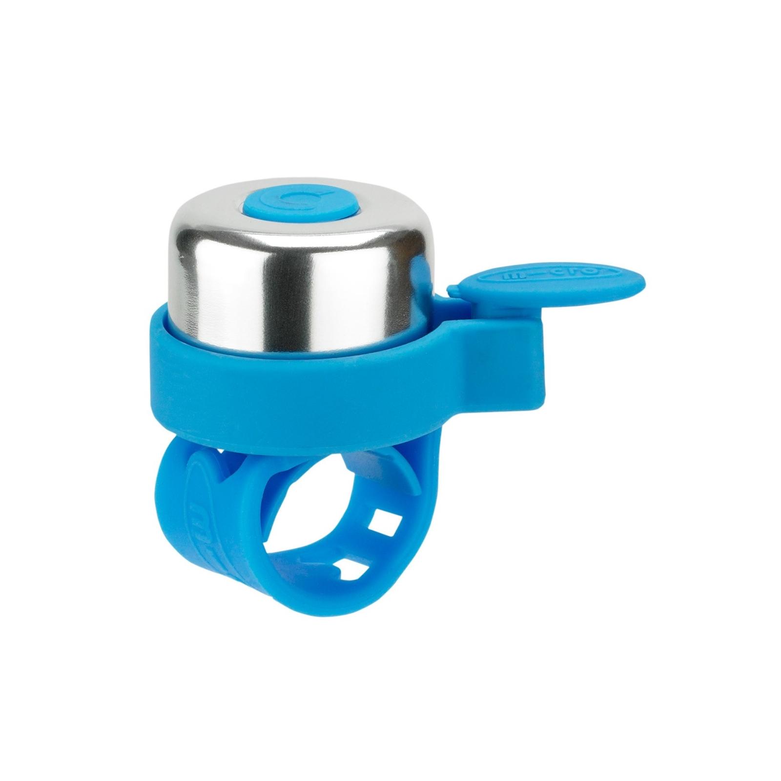 Велозвонок Micro Bell, аква