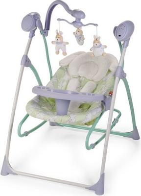 Детское кресло-шезлонг Happy-Baby Luffy, lilac