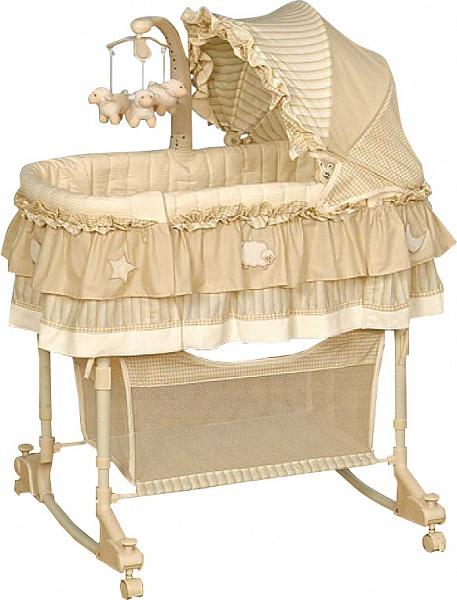 Детская кроватка SimpliCity 3050 SWT