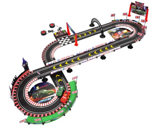 Набор игровой Dickie Cars Трек Англия (на батарейках)