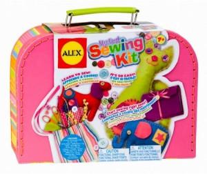 Набор игровой для шитья Alex