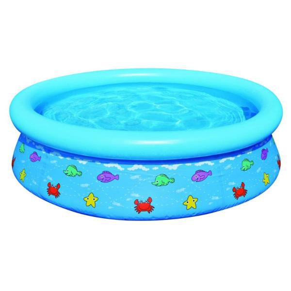 Бассейн надувной Jilong Kids Pool Голубой