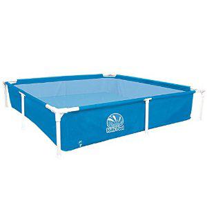 Бассейн каркасный Jilong Kids Frame Pool Голубой