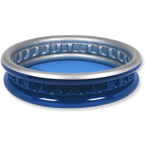 Бассейн надувной Jilong Soft Side Pool голубой