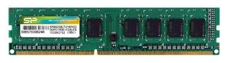 Модуль памяти Silicon-Power Silicon Power SP002GBLTU160V02 (DDR3, 2Gb, 1600 MHz, DIMM)