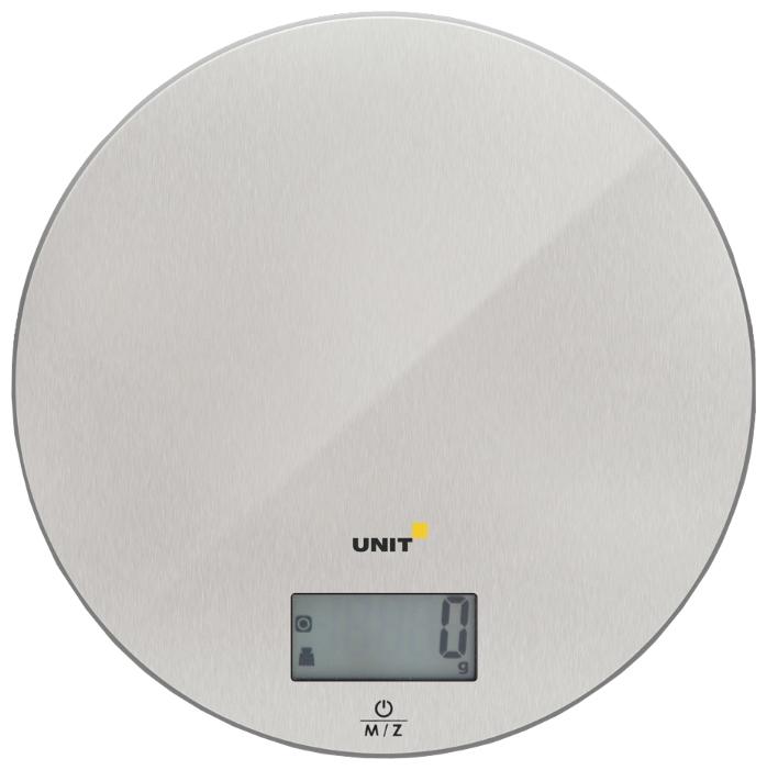 Кухонные весы UNIT UBS-2150, сталь