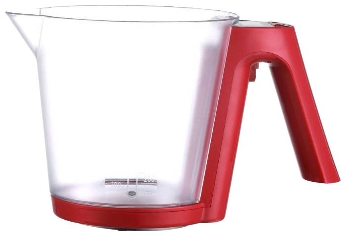 Кухонные весы Sinbo SKS 4516, красные SKS 4516, красный