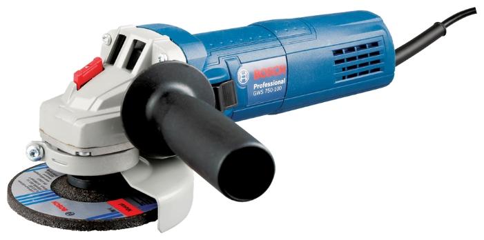 Шлифмашина Bosch GWS 750-115 (угловая) 06013940R0