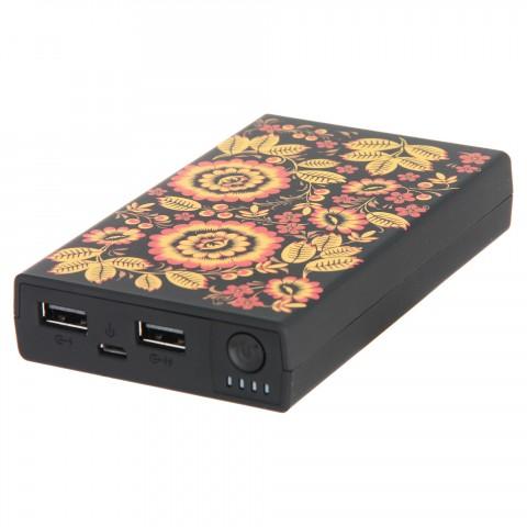 Аксессуар для телефона Hiper Внешний аккумулятор RP11000, Хохлома 11000 mAh RP11000 ХОХLOMA