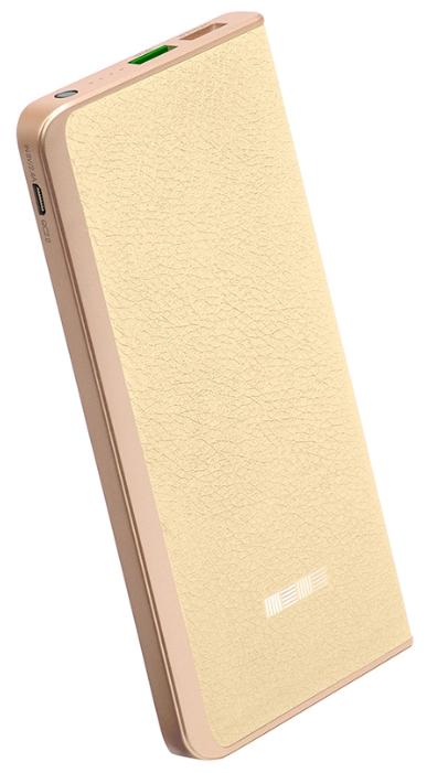 Аксессуар для телефона InterStep Внешний аккумулятор PB8000QC 8000 mAh, бежевый IS-AK-PB8008QCW-000B210