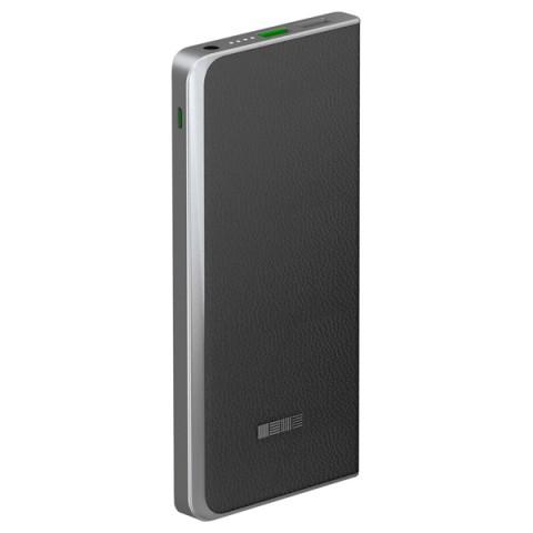 InterStep Внешний аккумулятор PB8000QC 8000 mAh, черный