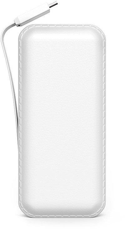 Аксессуар для телефона Hiper Внешний аккумулятор SP5000 (5000 mAh), белый SP5000 White