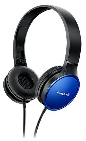 Panasonic RP-HF300GC-A, черно-синие