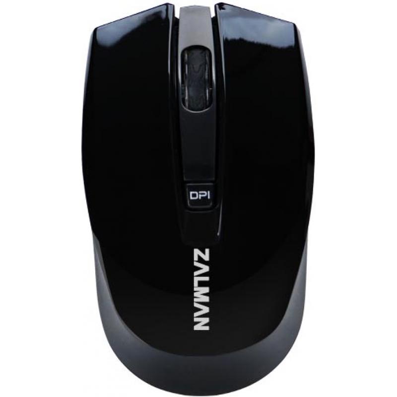 Мышка Zalman ZM-M520W USB, черная