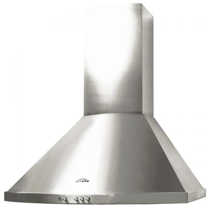 Вытяжка ELIKOR Сигма 60 молоко / бронза (каминная) 60П-650-К3Г мол/бронза