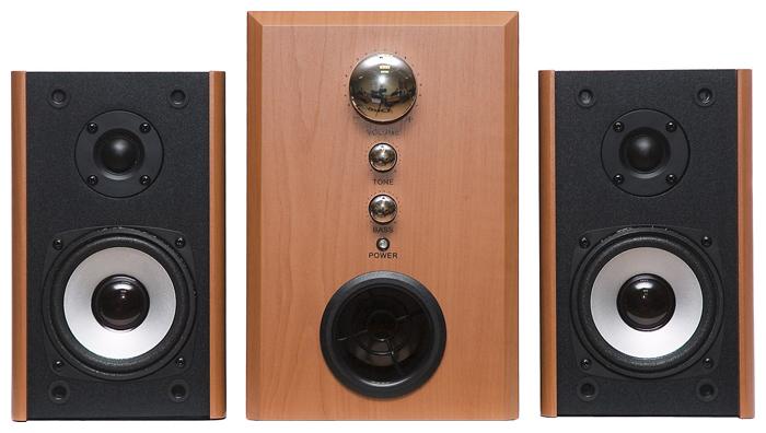Компьютерная акустика Dialog W-3000, вишня W-3000(-2)