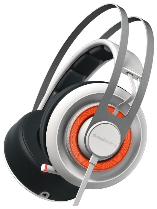 SteelSeries Siberia 650, белая