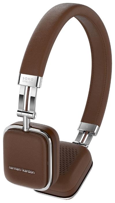Harman/Kardon Soho Wireless, коричневая