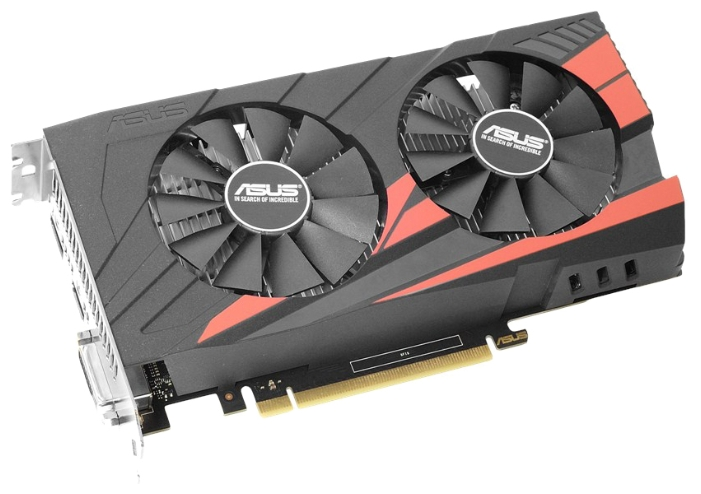 Видеокарта GeForce ASUS GTX 1050 Ti 1290Mhz PCI-E 3.0 4096Mb 7008Mhz 128 bit DVI HDMI HDCP Expedition EX-GTX1050TI-4G