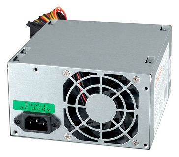 Блок питания Exegate ATX-AB400 400W (80 mm fan) EX219183RUS