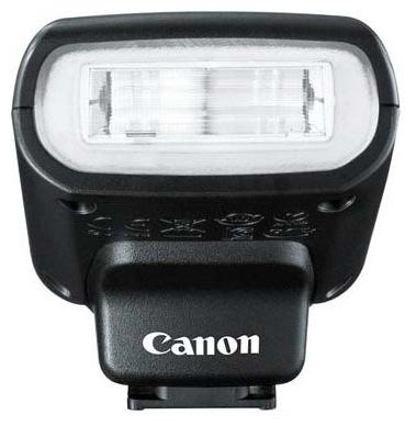 Фотовспышка Canon Speedlite 90EX, черная 6825B003