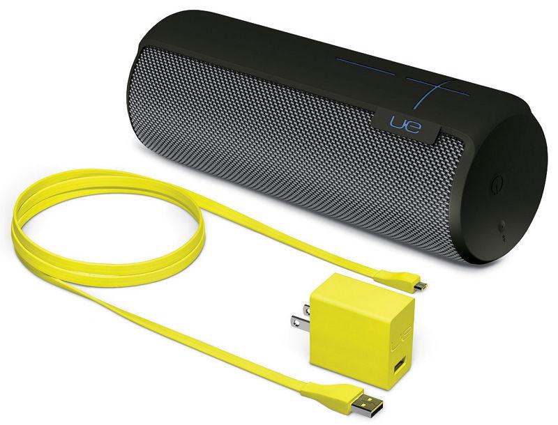 Портативная акустика Logitech Ultimate Ears Megaboom (Bluetooth, стерео), чёрная 984-000438