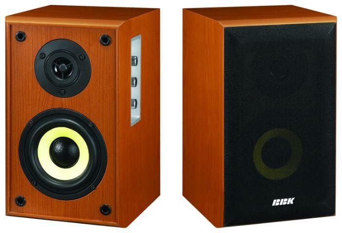 Компьютерная акустика BBK SP-008, коричневая