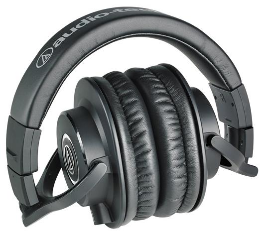 Audio-Technica ATH-M40x, черные
