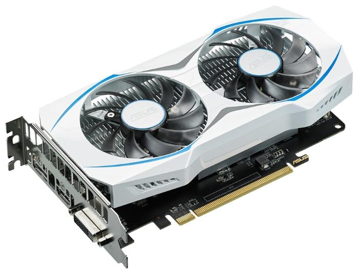 Видеокарта Radeon ASUS RX 460 1224Mhz PCI-E 3.0 2048Mb 7000Mhz 128 bit DVI HDMI HDCP DUAL-RX460-O2G