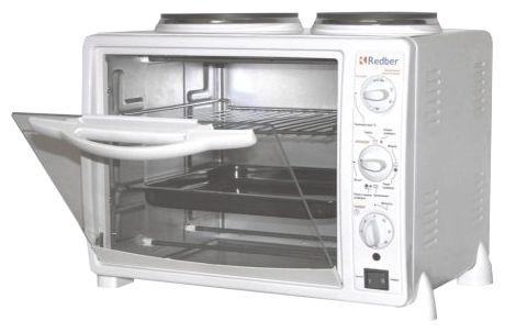 Мини-печь, ростер Redber EO-2550
