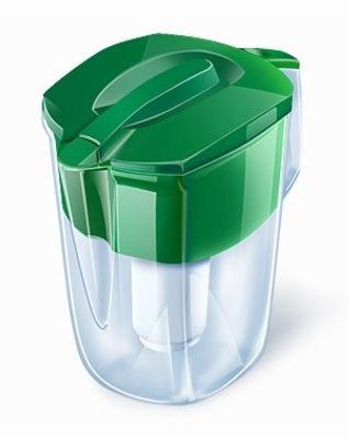 Фильтр для воды Akvafor- Аквафор Гарри зеленый