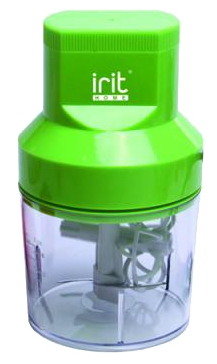 Измельчитель Irit IR-5041, зеленый