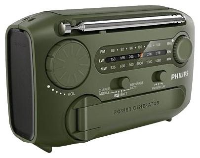 Радиоприемник Philips AE 1125 (переносной) AE1125/12