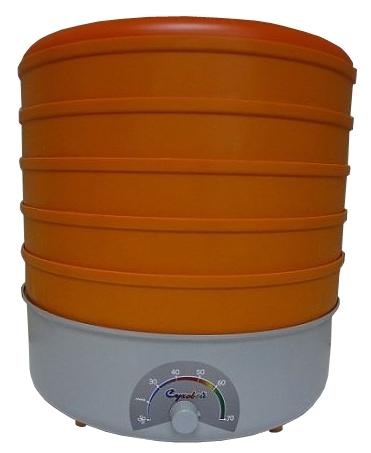 Сушилка для овощей и фруктов Agroplast Суховей 5 (5 лотков)