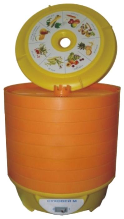 Сушилка для овощей и фруктов Agroplast Суховей М 8