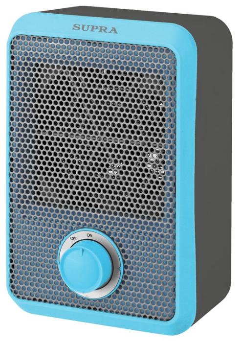 Обогреватель SUPRA TVS-F08, серо-голубой TVS-F08 grey/blue