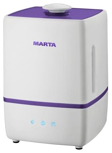 Увлажнитель Marta MT-2669, светлый чароит MT-2669 светлый чароит