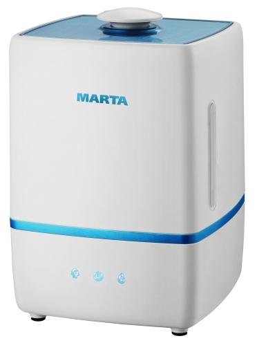 Увлажнитель Marta MT-2668, светлый сапфир MT-2668 светлый сапфир