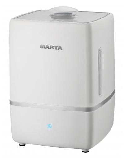 Увлажнитель Marta MT-2659, белый жемчуг MT-2659 белый жемчуг