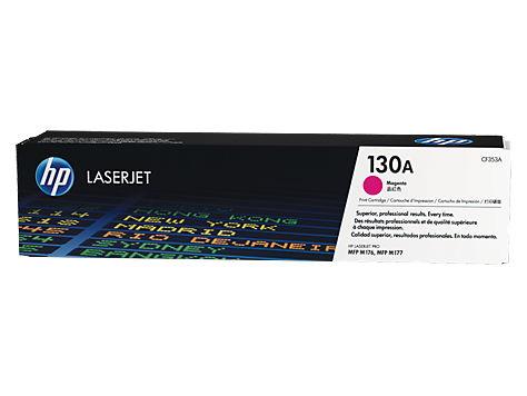 Картридж Hewlett-Packard HP 130A Magenta для LaserJet M153/M176/M177 CF353A