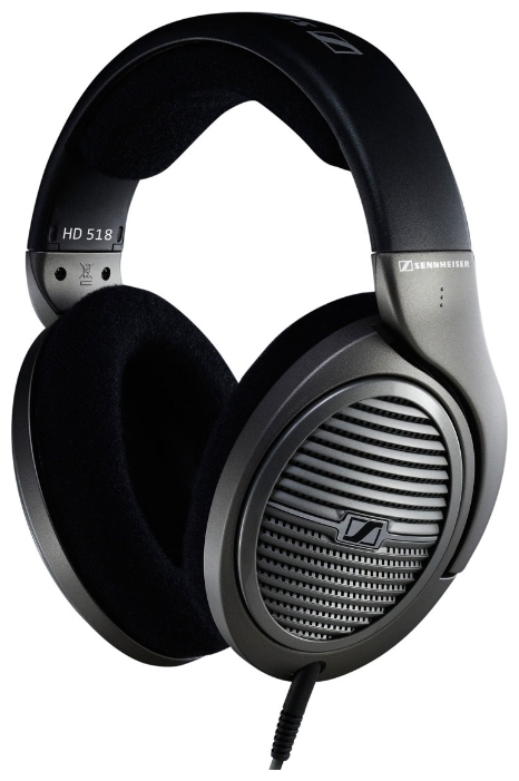 Sennheiser HD 518 Black