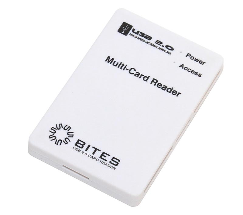 ���������� ��� ������ ���� ������ 5bites RE2-101WH USB2.0 WHITE