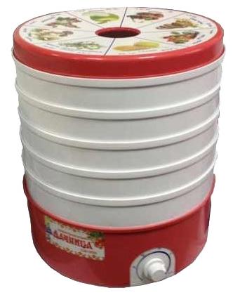 Сушилка для овощей и фруктов Dachnitsa СШ-006 (5 поддонов)