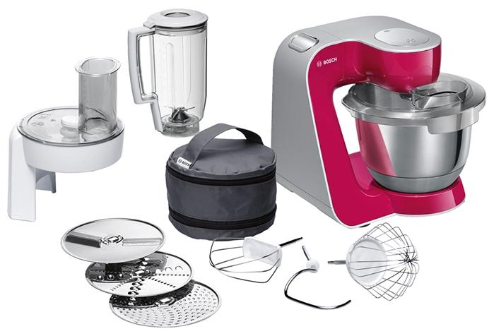 Кухонный комбайн Bosch MUM 58420 (сталь/пластик) MUM58420