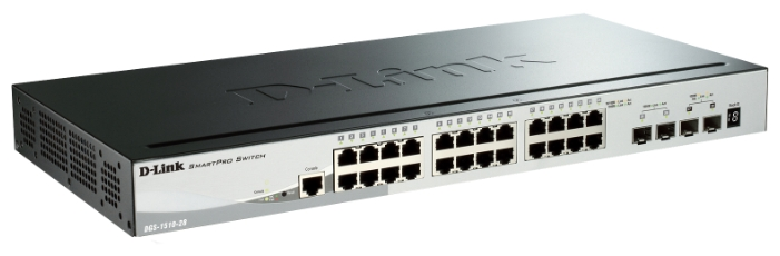 Коммутатор (switch) D-link DGS-1510-28/A1A